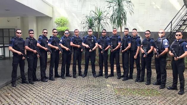 Ribut Sama Polisi, Paspampres Praka Izroy Ternyata Pengawal Pribadi Wapres Ma'ruf, Kapolres Tarik Mundur Anggota dan Minta Maaf kepada Danpaspampres