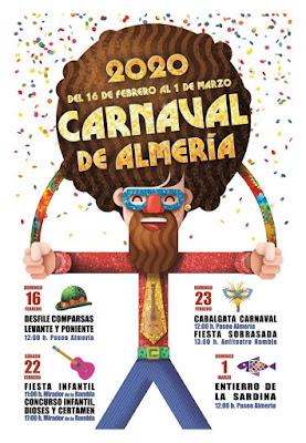 Almería - Carnaval 2020 - Indálico - Juan Diego Ingelmo Benavente