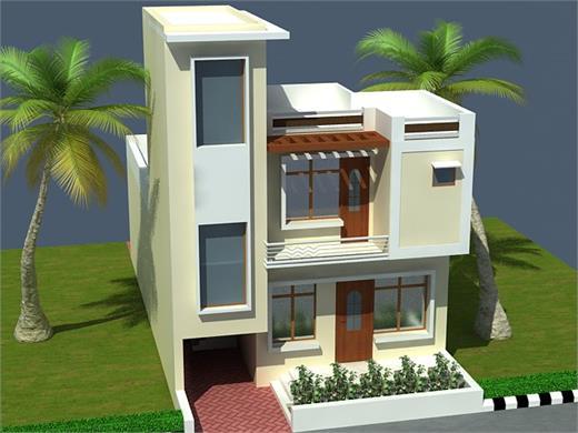 Thergaon Pune Duplex House Design