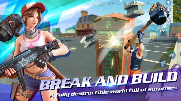 Descarga El mejor juego de Battle Royale para Android Gratis (celulares y Tablets)