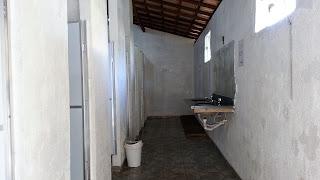 banheiros - Camping Canarinho
