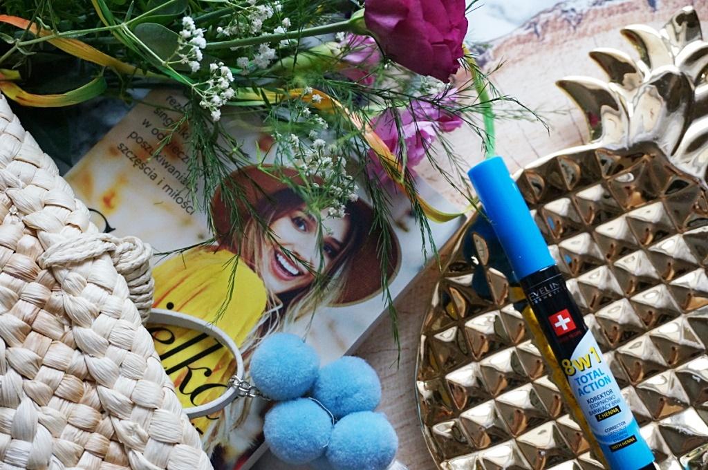 Eveline Cosmetics korektor stopniowo barwiący brwi Total Action