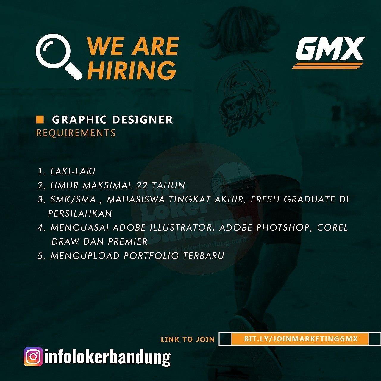 Lowongan Kerja Graphic Designer Geofmax Footwear Bandung Januari 2020