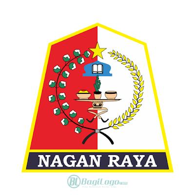 Kabupaten Nagan Raya Logo Vector