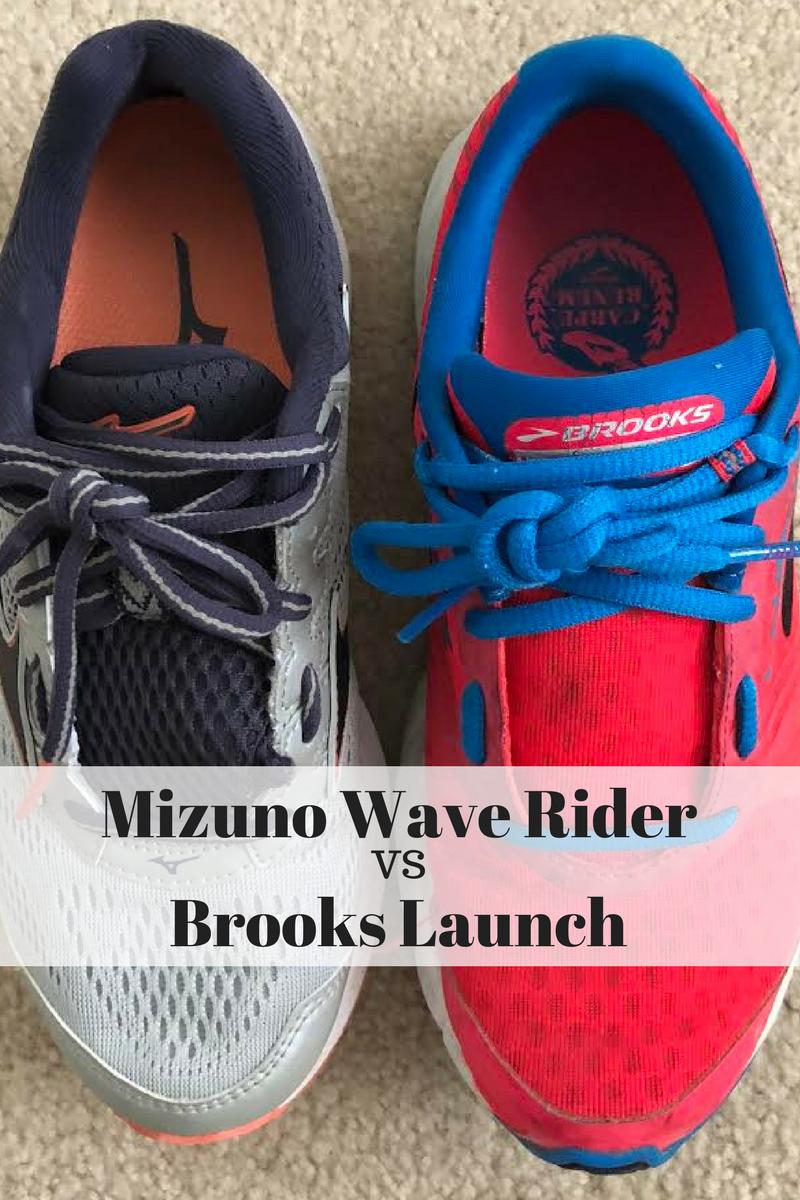 Running On Life  Brooks Launch Vs Mizuno Wave Riders 0db461aab8b