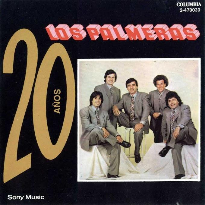 20 AÑOS VOLUMEN 1 (1992) - LOS PALMERAS