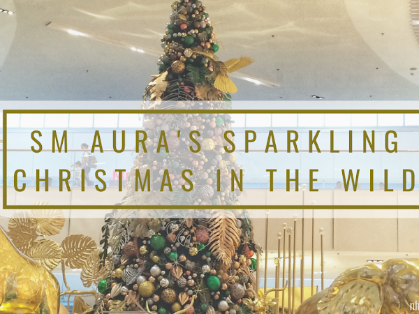 SM Aura's Sparkling Christmas in the Wild