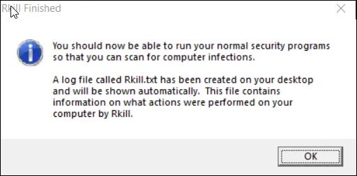 Kill Malware Processes