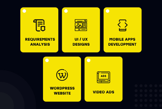 Design and develop mobile apps and websites - mobile marketing - mobile design inspiration