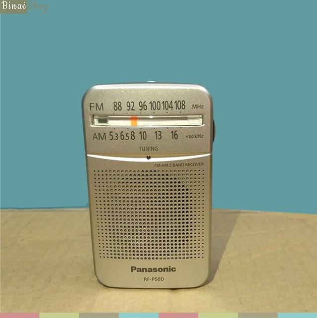Đài radio FM, AM bỏ túi