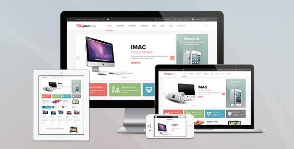 themeforest ves digital store responsive magento theme