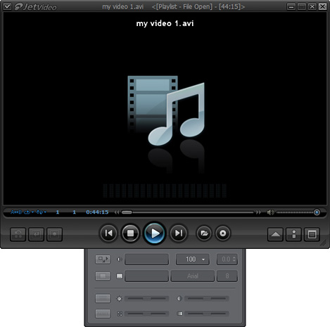 Software Video Player Gratis Terbaik: JetVideo Basic VX