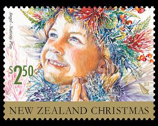 Nueva Zelanda - Navidad 2014 - Valor 2.50 NZD - Engomado