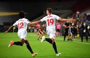 إشبيلية يحقق لقب الدوري الاوروبي للمرة السادسه في تاريخه بعد الانتصار على انتر ميلان بثلاثية
