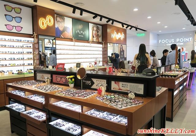 Focus Point Concept Store Grand Opening, Melawati Mall, Kuala Lumpur