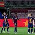 El Barça se hace fuerte en el liderato