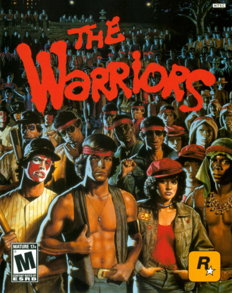 Download Game The Warriors ISO PSP [1.7GB] Full Version