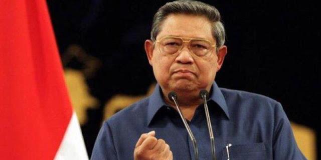 SBY: Selama Hayat Dikandung Badan, Saya Jadi Benteng Siapapun Pengganggu Demokrat