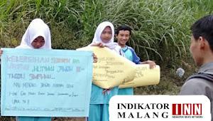Ajak Pendaki Cinta Lingkungan, Berikut Aksi Siswa SMP SATAP Pesanggrahan Batu 2