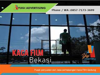 Kaca Film Gedung Bekasi