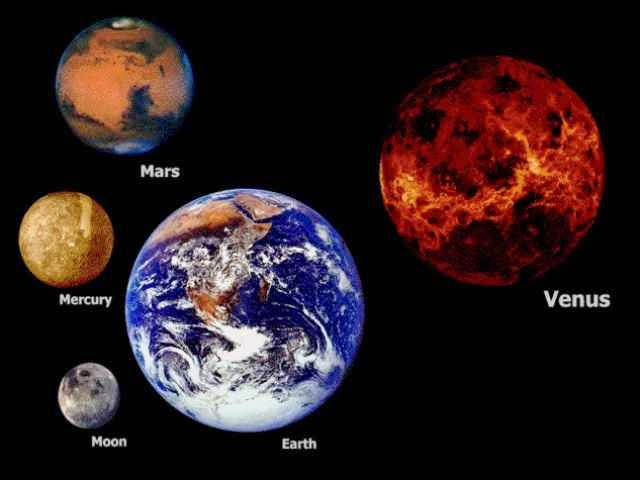 Physics-Astronomy: The Size Of Space As Illustrated Here Is Really Mind-Blowing