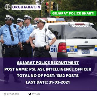 Gujarat-Police-Bharti