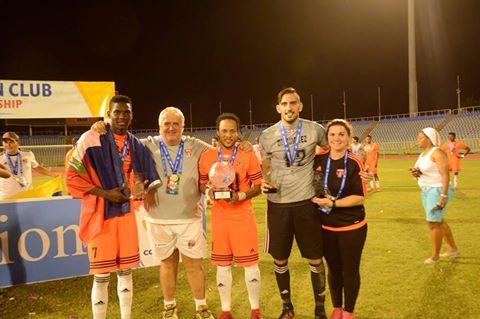 Cibao FC Campeón del Caribe