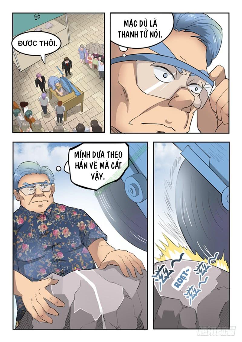 thấu thị chi nhãn Chapter 65 - upload bởi truyensieuhay.com