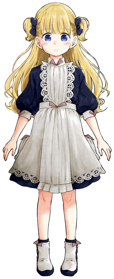 Emilyko manga version