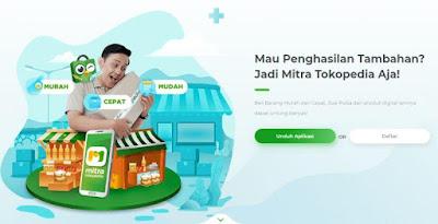 Keuntungan belanja online di Tokopedia