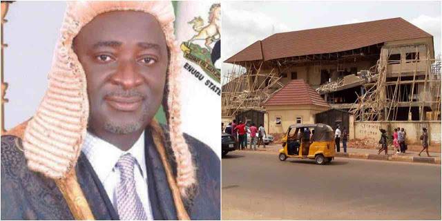 House of assembly, Edward Ubosi, News, Enugu State