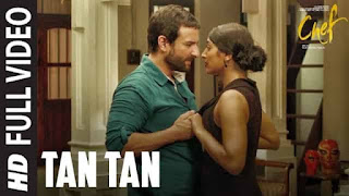 टन टन Tan Tan Lyrics In Hindi - Chef | Nikita Gandhi