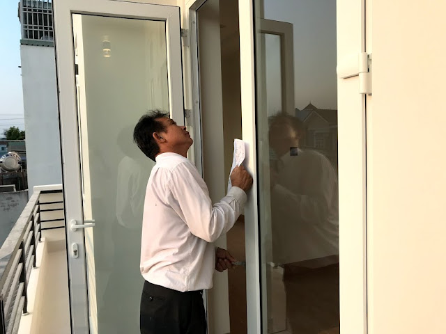 quy định bảo hành cửa nhựa lõi thép