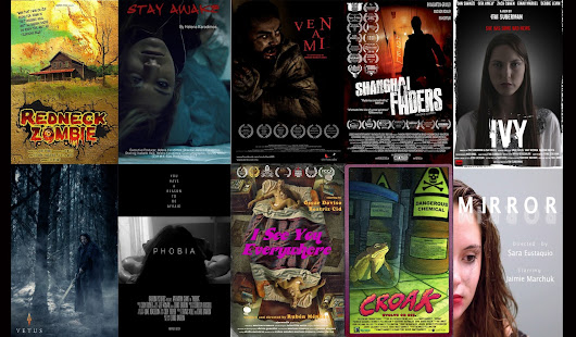 """Hell is for Children - Dead Souls"" Feature Length Screenplay Horror Films in Hotlanta 2017 Official Selection"