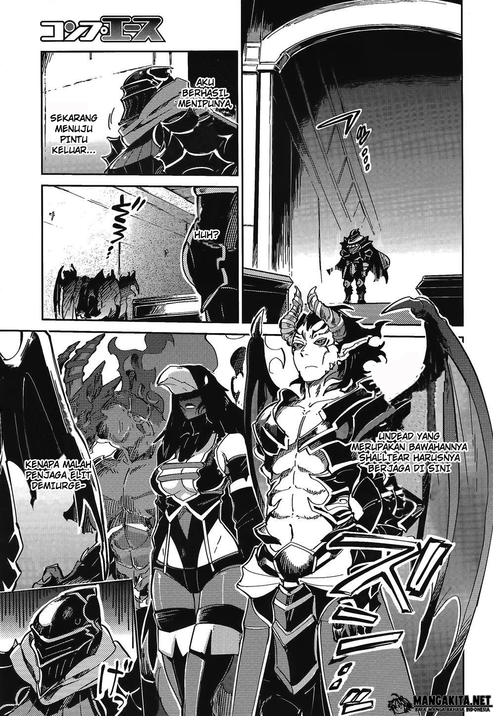 Komik Overlord Chapter 2 Bahasa Indonesia