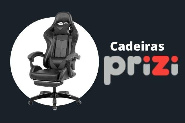 Cadeira Prizi é boa