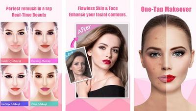 aplikasi makeup sehari hari di hp android