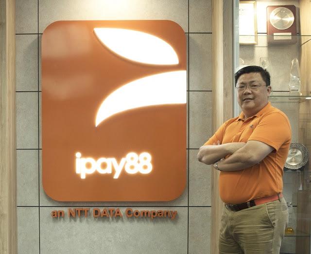 Executive Director of iPay88, Chan Kok Long