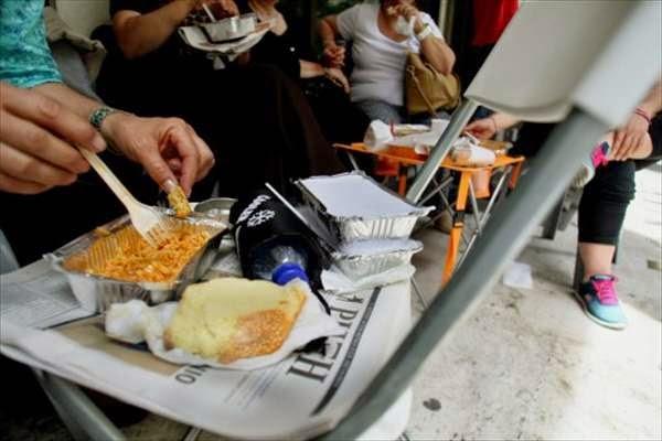 Κατακόρυφη αύξηση των συσσιτίων στην Καστοριά  (ρεπορτάζ)