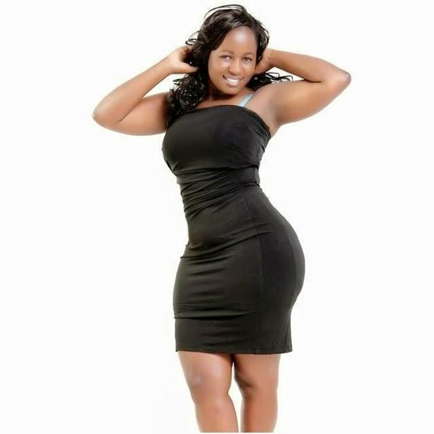 (photos) Top 20 Most Curvy African Celebrities 2015-7