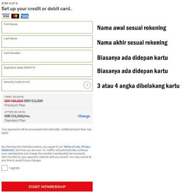 tutorial langganan netflix tanpa credit card 2020