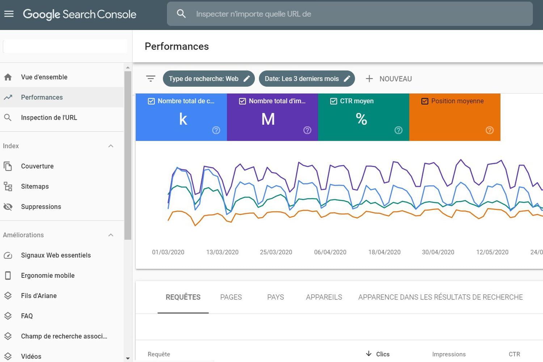 قم بتسجيل الموقع في أدوات مشرف المواقع  Google Search Console