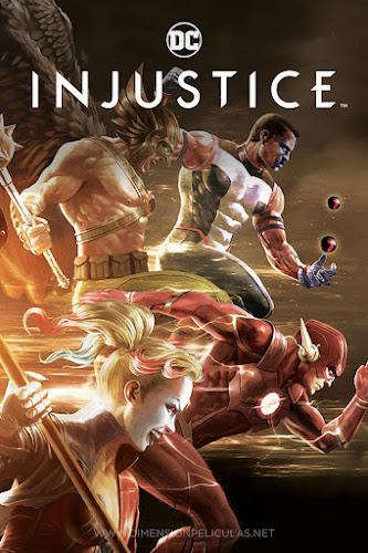 Injustice (BRRip 720p Dual Latino / Ingles) (2021)