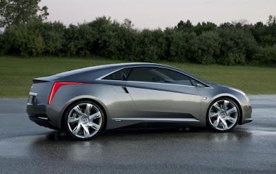 2016 Cadillac Ciana concept side profile