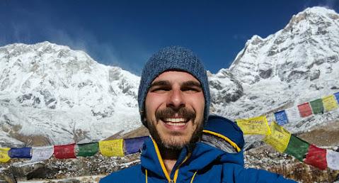 Giorgio Basile escursionista Torre Pellice