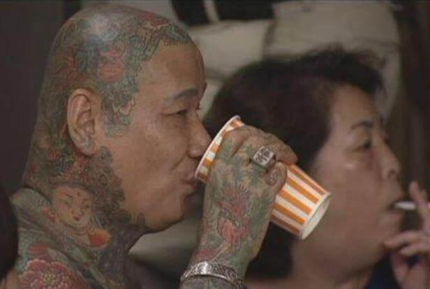 Yakuza+Jepun
