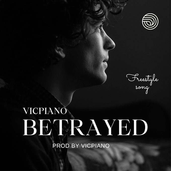 BETRAYED by vicpiano