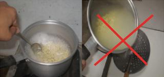 Jangan Coba-coba Membuang Air Rebusan Mie Instan, Jika Tidak Mau Menyesal