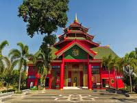 Tempat Wisata Religi Yang Berupa Masjid di Indonesia