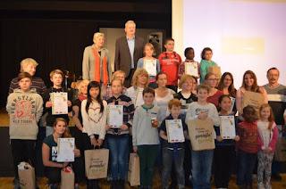 Auszeichnung der Gewinner des Kreativgartenwettbewerbes